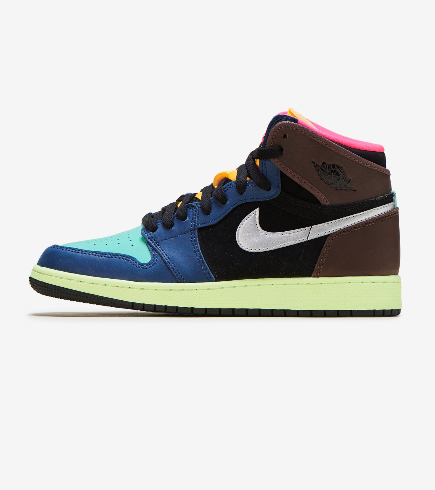 "Air Jordan 1 Retro High OG ""Tokyo Bio Hack"" - Grade School Shoe"