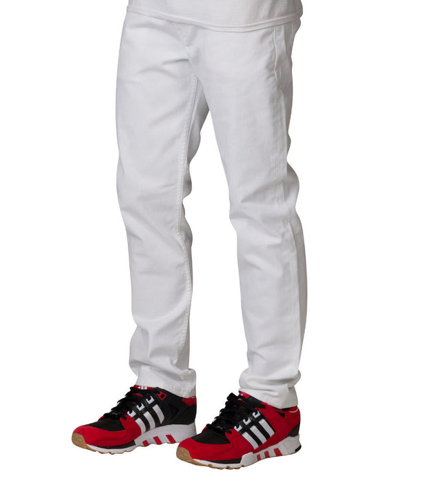 Levis  511 SLIM FIT JEANS - L32  White - 04511L32-0407 | Jimmy Jazz