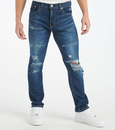 Levis  511 Slim Jean - L32  Blue - 04511L32-4478 | Jimmy Jazz