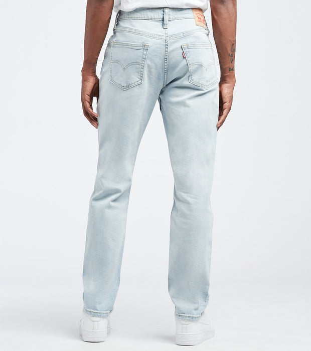 Levis  511 Slim Fit Eco Perform Jeans L34  White - 04511L34-5011 | Licitatiiporumbei