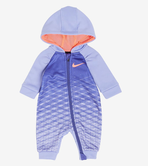 Nike  Girls' Just Do It Therma Overalls  Purple - 06E170G-P4E | Jimmy Jazz