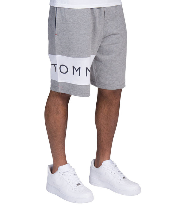 Tommy  Logo Essentials Fashion Shorts  Grey - 09T3308-004 | Jimmy Jazz