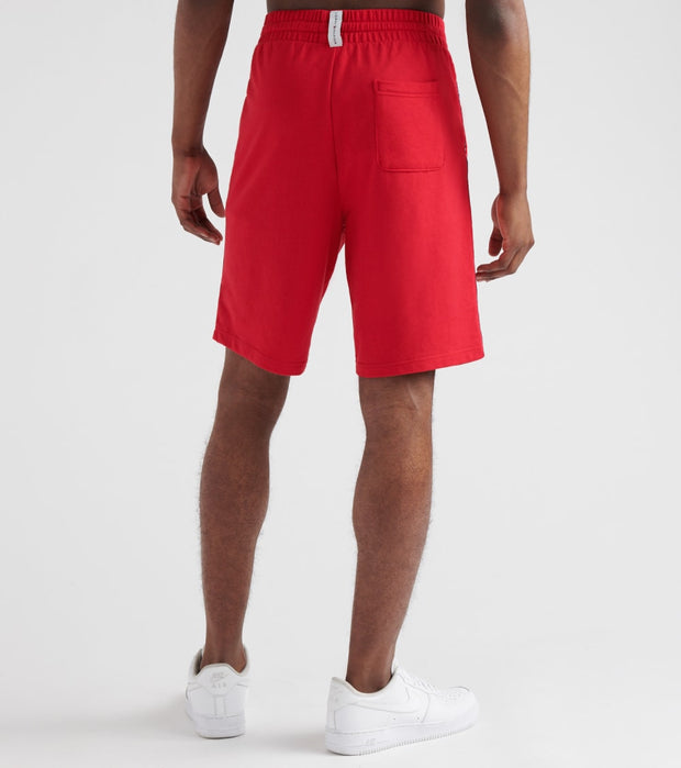 Tommy  Side Stripe Cotton Short  Red - 09T3484-608 | Jimmy Jazz