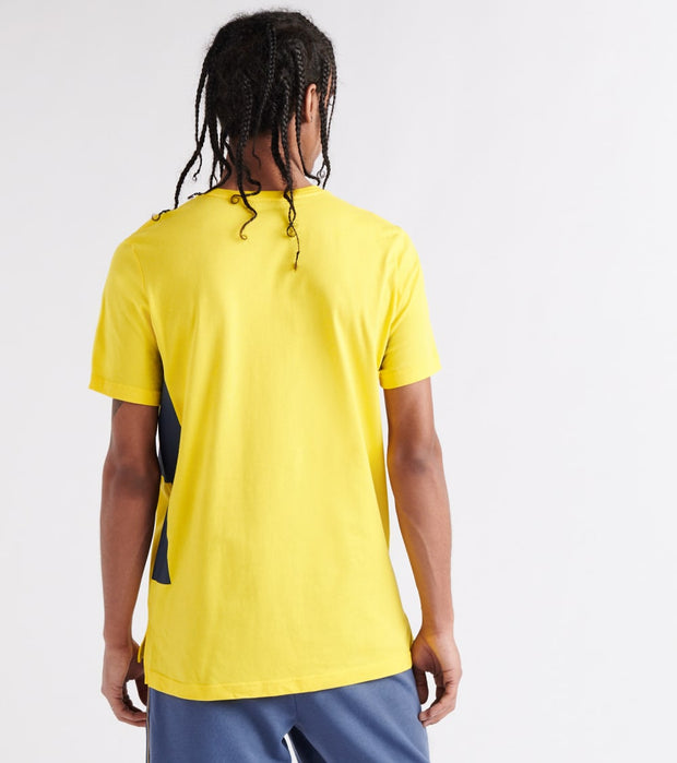Tommy  Logo Tee  Yellow - 09T3551-732 | Jimmy Jazz