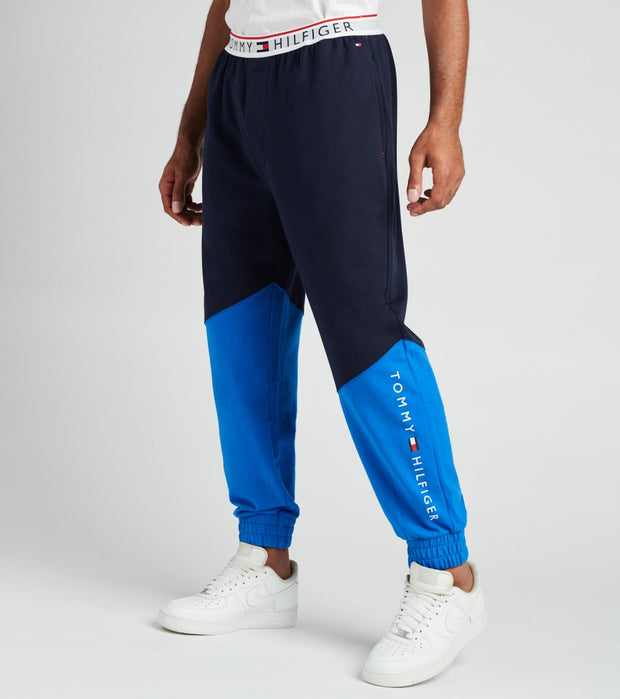 Tommy  Modern Essentials Joggers  Blue - 09T3555-964 | Jimmy Jazz