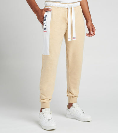 Tommy  Fashion French Terry Pants  Brown - 09T3645-102 | Jimmy Jazz