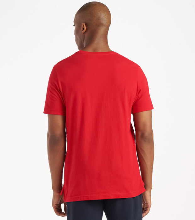 Tommy  Tommy Repeat Tee  Red - 09T3744-608 | Jimmy Jazz