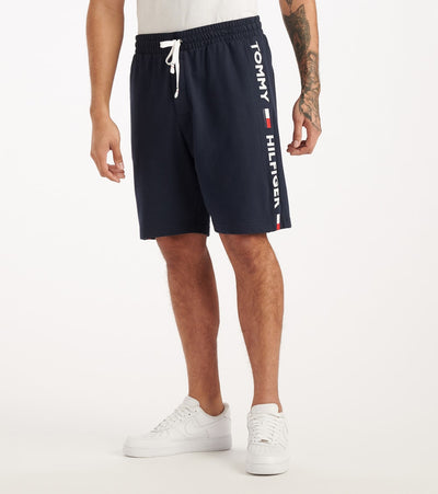 Tommy  Tommy Name Logo Shorts  Navy - 09T3752-410 | Jimmy Jazz