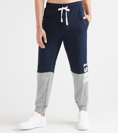 Tommy  Hilfiger Color Block Joggers  Blue - 09T3796-413 | Jimmy Jazz