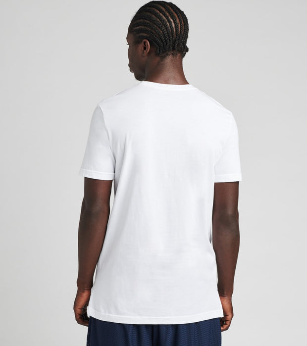 Tommy  Modern Essentials Crew Tee  White - 09T3928-100 | Jimmy Jazz