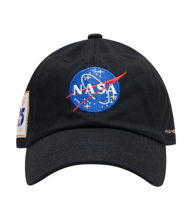 Field Grade  SKYLAB NASA DAD HAT   Black - 1000484 | Jimmy Jazz