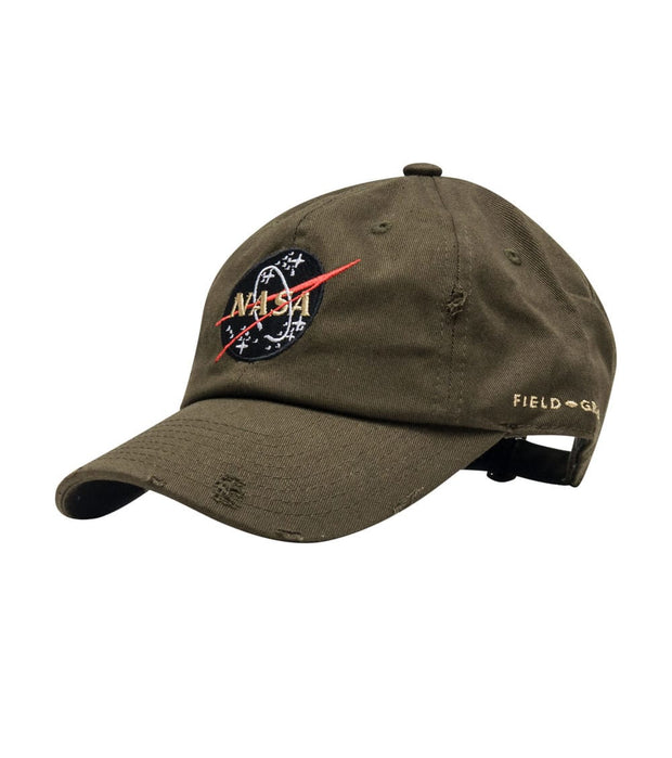 Field Grade  Skylab Nasa Apollo Hat  Green - 1001101 | Jimmy Jazz