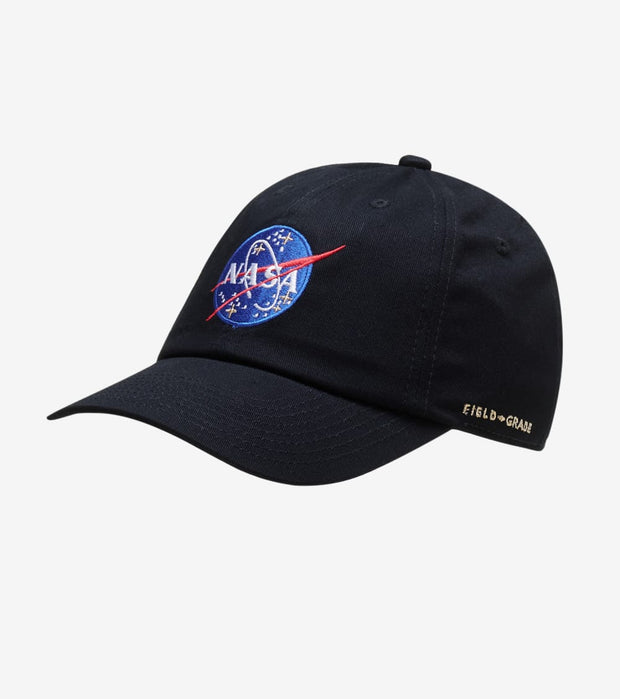 Field Grade  Skylab NASA 60th Strapback  Black - 1001950 | Jimmy Jazz