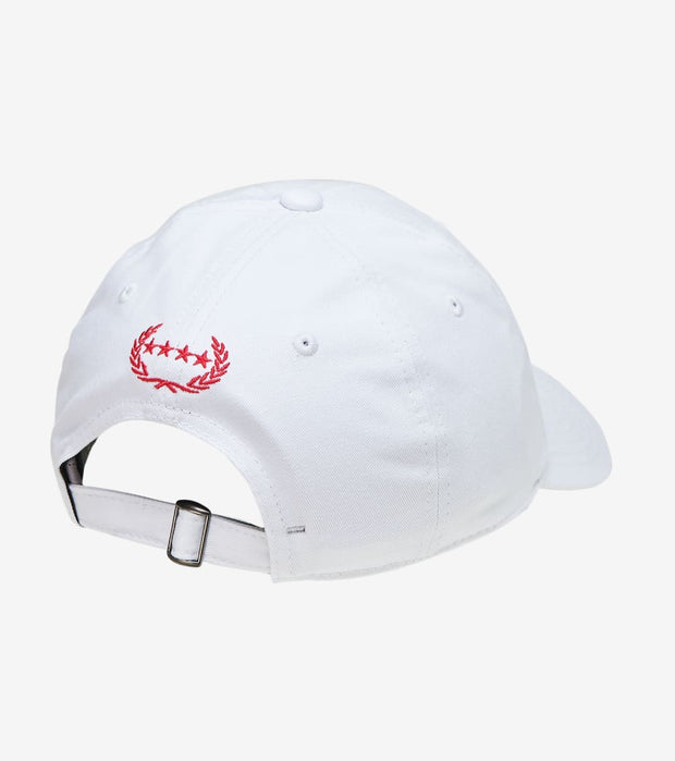 Field Grade  Mind Your Business Dad Hat  White - 1002309 | Jimmy Jazz