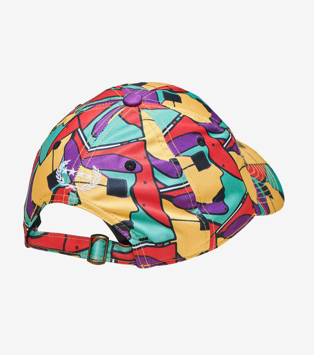 Field Grade  Field Grade Do or Die Cut Canvas Hat  Multi - 1002313 | Jimmy Jazz