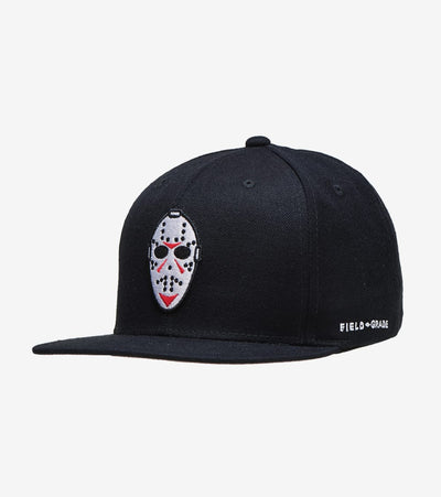 Field Grade  Ceral Killers Snapback   Black - 1002318 | Jimmy Jazz