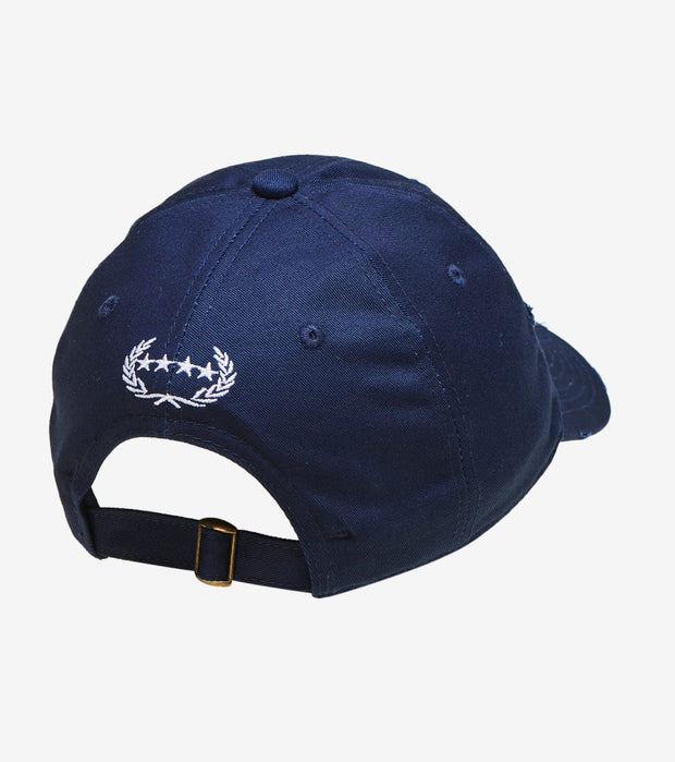 Field Grade  Pac Money Dad Hat  Navy - 1002350 | Jimmy Jazz