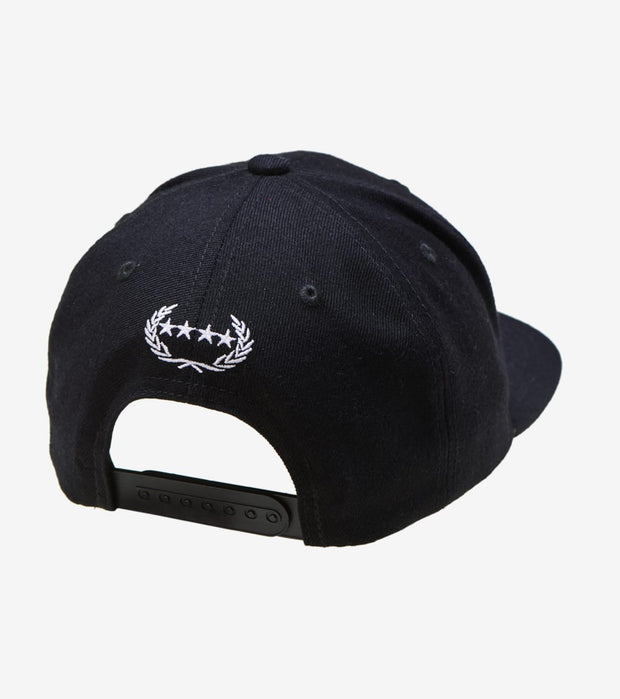 Field Grade  Pac Money Snapback  Black - 1002353 | Jimmy Jazz