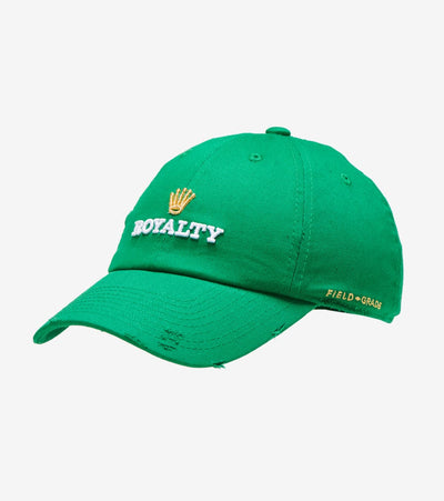 Field Grade  Royalty Dad Hat  Green - 1002412 | Jimmy Jazz