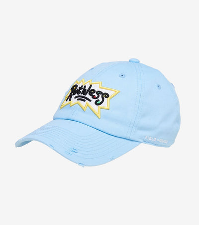 Field Grade  Ruthless Dad Hat  Blue - 1002524 | Jimmy Jazz