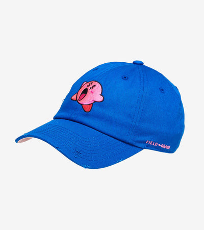 Field Grade  Money Monster's Puff Dad Hat  Blue - 1002536 | Jimmy Jazz