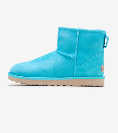 Ugg  Classic Mini II  Blue - 1016222-CRWT | Jimmy Jazz