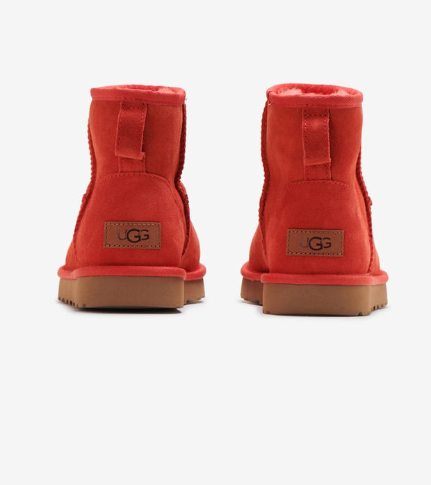 Ugg  Classic Mini II  Red - 1016222-LFL | Jimmy Jazz