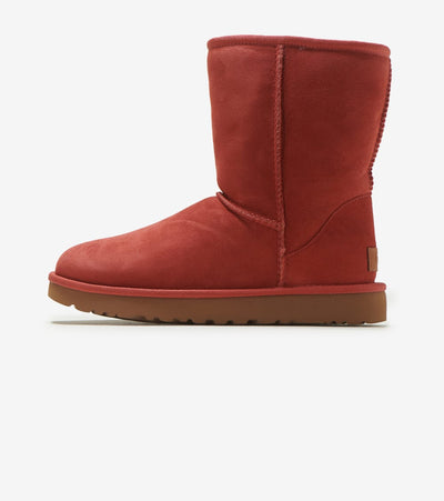 Ugg  Classic Short II  Red - 1016223-TERR | Jimmy Jazz