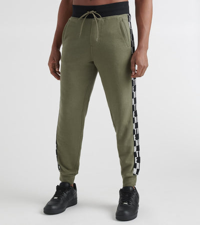 True Religion  Fashion Jogger Monogram Sweatpants  Green - 1031471001-MIG | Jimmy Jazz