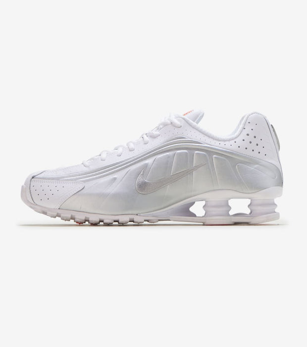 Nike  Shox R4  White - 104265-131 | Jimmy Jazz