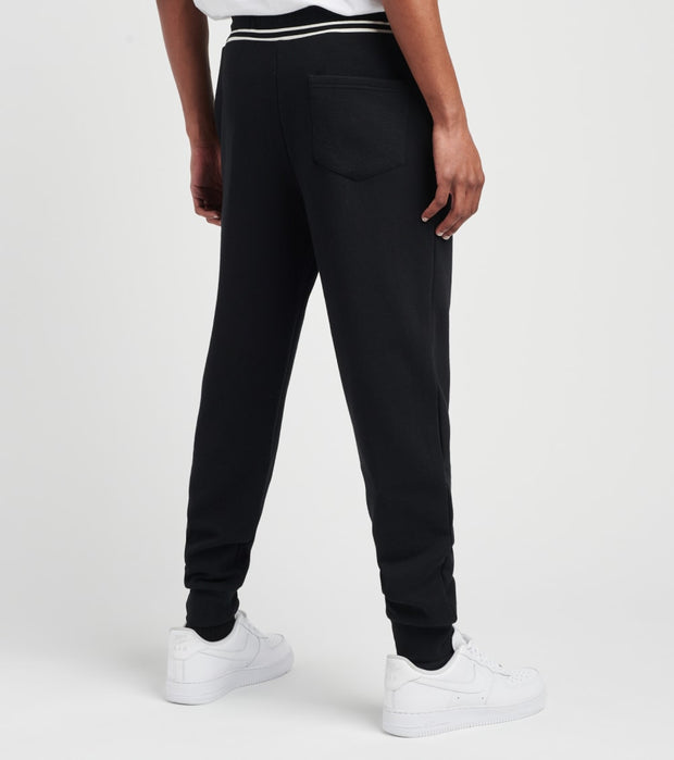 True Religion  Collegiate Jogger Pants  Black - 104753-1001 | Jimmy Jazz