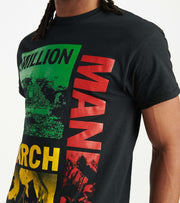 By Kiy  Million Man March Tee  Black - 10920004-BLK | Jimmy Jazz