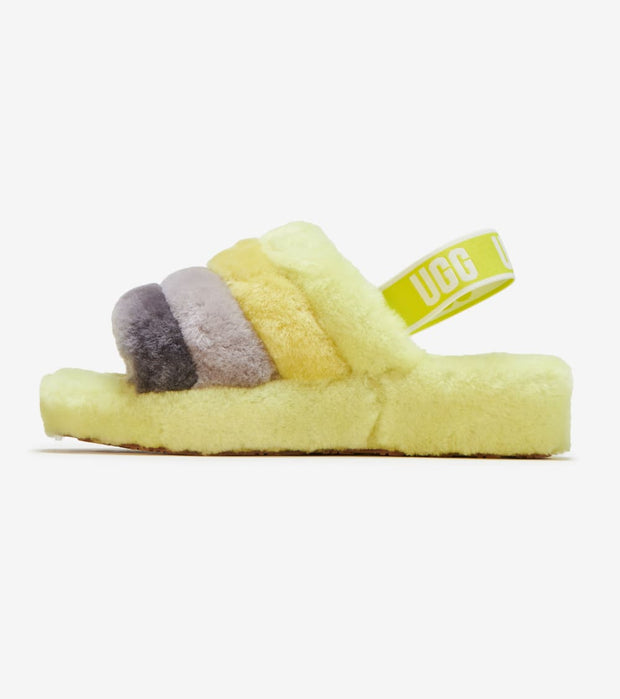 Ugg  Fluff Yeah Slide  Multi - 1097169-SLML | Jimmy Jazz