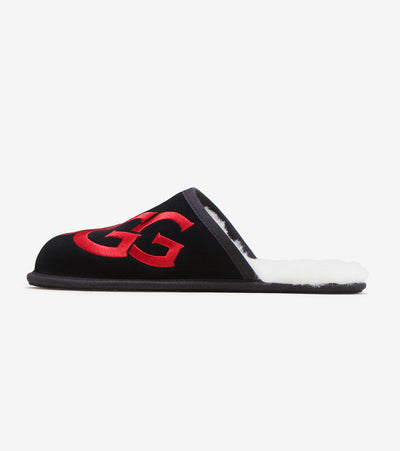 Ugg  Scuff Logo Slippers  Black - 1101324-BLK | Jimmy Jazz