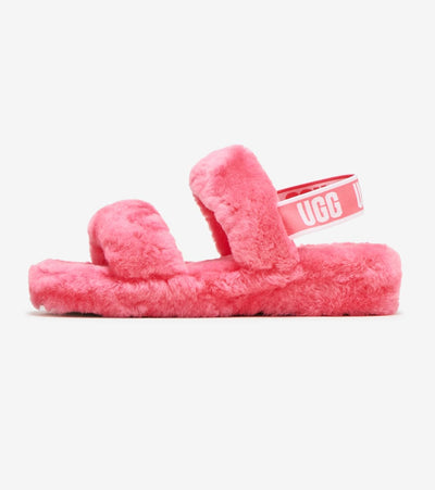Ugg  Oh Yeah Slide  Pink - 1107953-SBBT | Jimmy Jazz