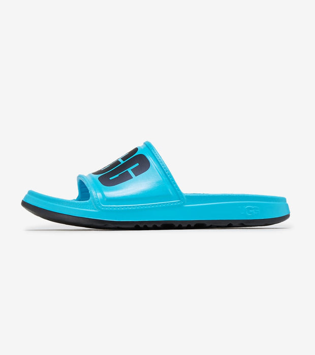 Ugg  Wilcox Slide  Blue - 1108042-OSB | Jimmy Jazz