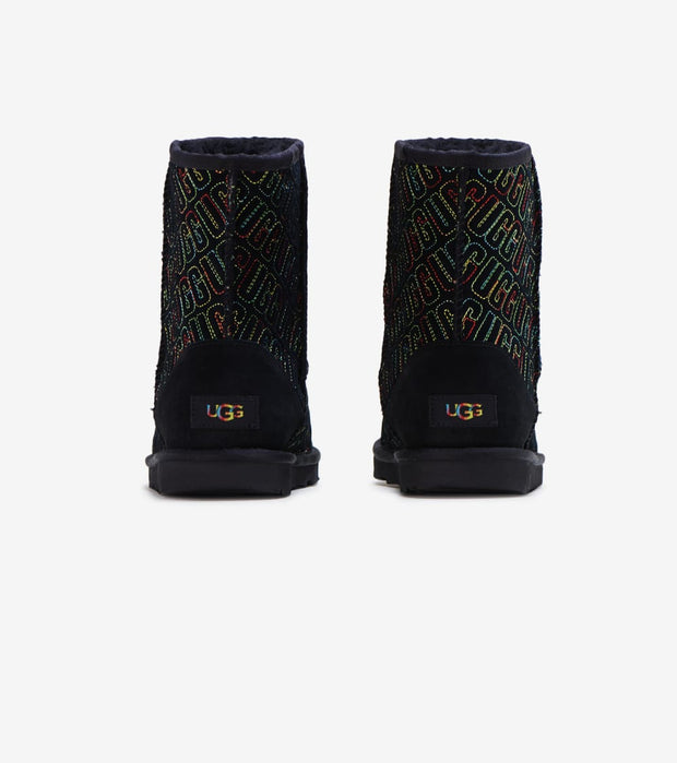 Ugg  Classic II Graphic  Black - 1112383K-BLK | Jimmy Jazz