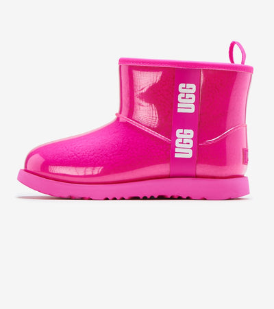 Ugg  Classic Clear Mini II  Pink - 1112386K-RCR | Jimmy Jazz