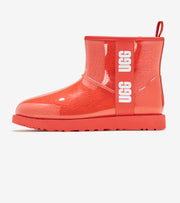 Ugg  Classic Clear Mini  Red - 1113190-LFL | Jimmy Jazz