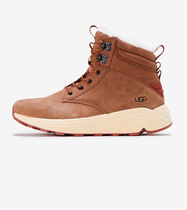Ugg  Miwo Utility Weather Boot  Brown - 1114570-CHE | Jimmy Jazz