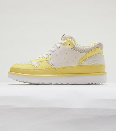 Ugg  Highland Sneaker  Yellow - 1115810-WSSM | Jimmy Jazz
