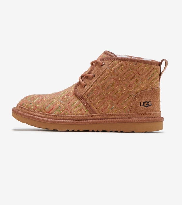 Ugg  Neumel II Graphic  Red - 1116170K-CHE | Shin