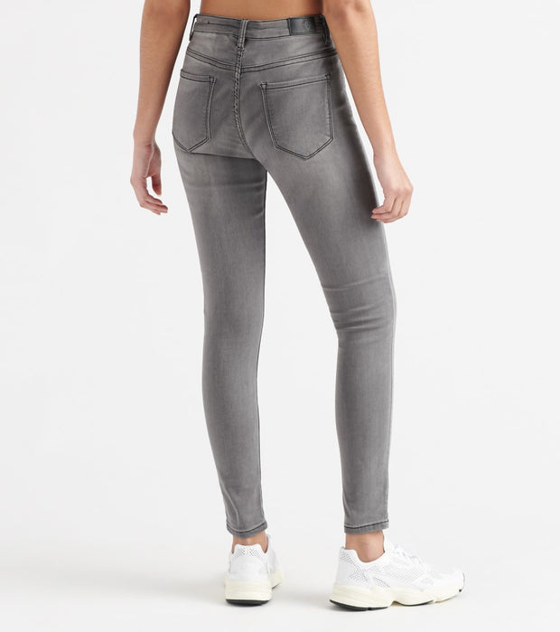 Funky Soul  Power Stretch Skinny Jeans  Grey - 112010601-GSW | Jimmy Jazz