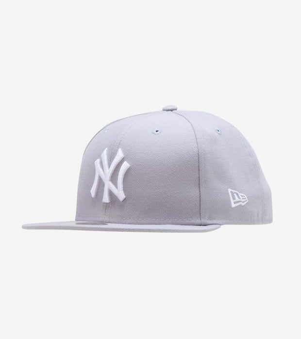 New Era  New York Mets Fitted Cap  Grey - 11591125-ERA | Jimmy Jazz