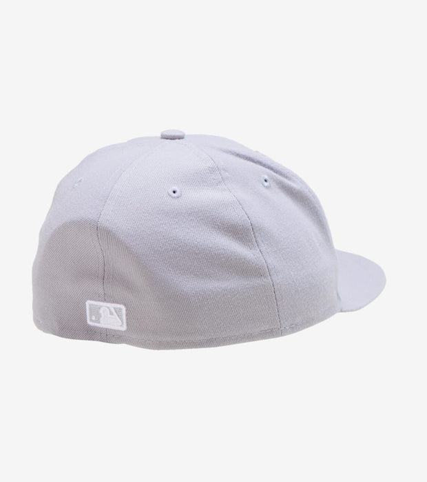 New Era  Los Angeles Dodgers Fitted Cap  Grey - 11591145-ERA | Jimmy Jazz