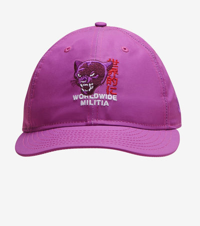 New Era  Retro 950 Worldwide Neo Militia Cap  Purple - 11916429 | Jimmy Jazz