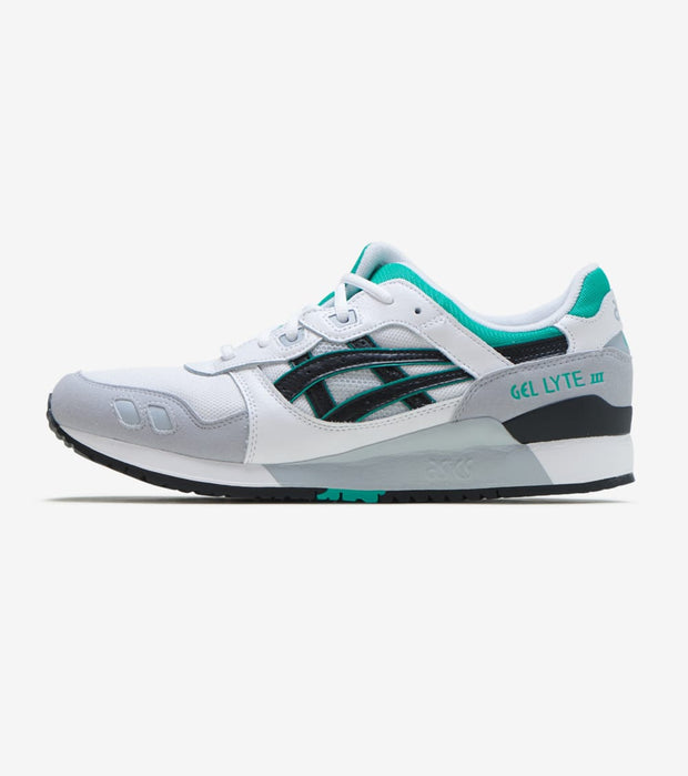 Asics  Gel Lyte III  White - 1191A223-100 | Jimmy Jazz