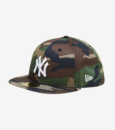 New Era  Yankees Fitted Cap  Camo - 11941964-ERA | Jimmy Jazz