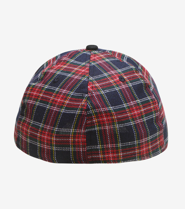 New Era  Yankees Plaid Fitted Cap  Multi - 12372765-ERA | Jimmy Jazz
