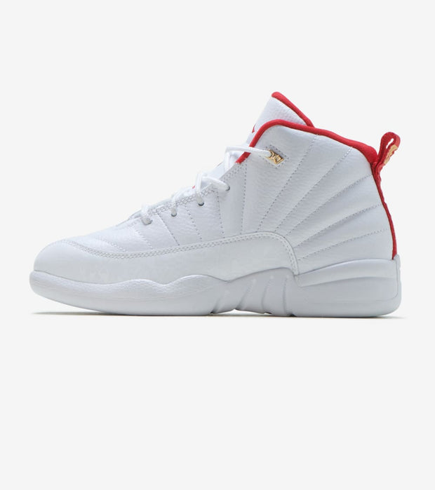 "Jordan  Air Jordan Retro 12 ""FIBA""  White - 151186-107 